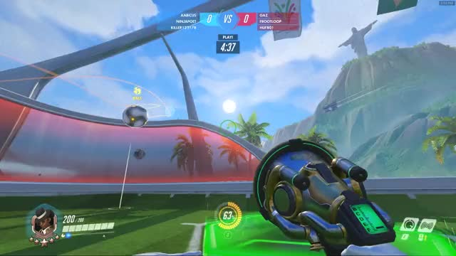 Watch and share Copa Lucioball GIFs and Overwatch GIFs by aabicus on Gfycat