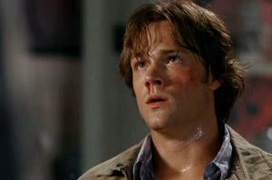Watch You gotta be kidding me GIF by Reaction GIFs (@sypher0115) on Gfycat. Discover more exhale, sigh, supernatural GIFs on Gfycat