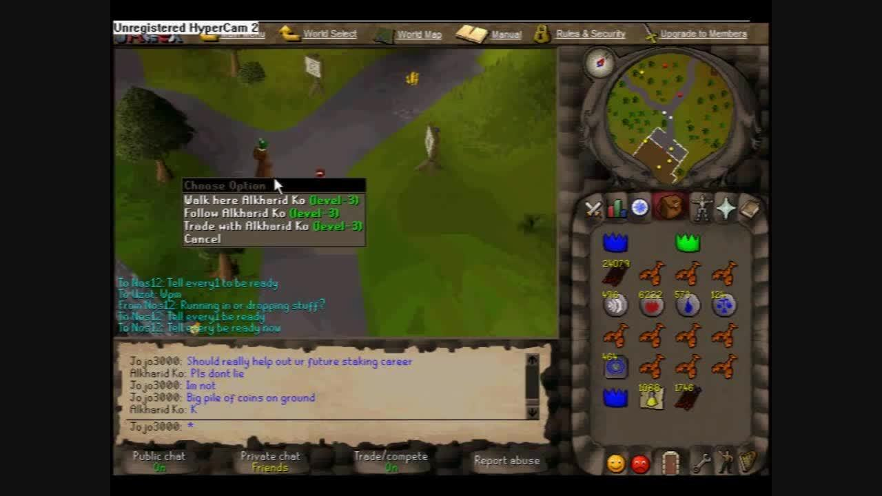 2007scape, fail, runecape, Runescape - Level 3 Fail GIFs