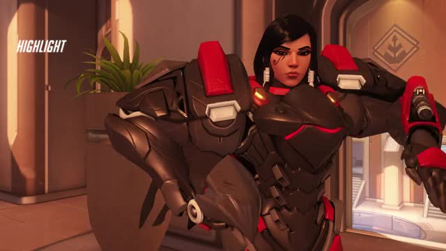 Watch Sideways GIF by shockable on Gfycat. Discover more Highlight, Overwatch, Pharah, Quickplay GIFs on Gfycat