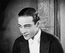 Watch and share Life As A Movie: Latin Lover: Rudolph Valentino GIFs on Gfycat
