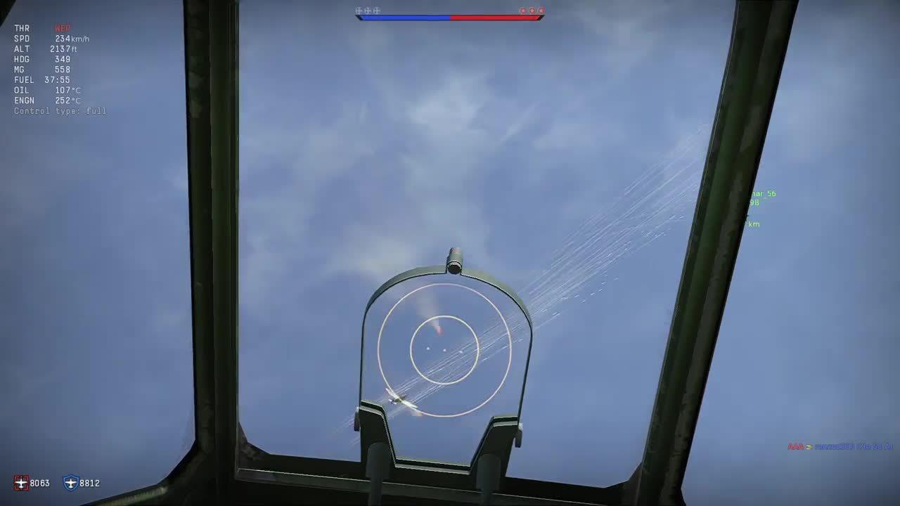 PlayStation 4, Sony Computer Entertainment, warthunder, War Thunder Simulator: Intense Dogfight! GIFs