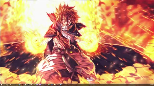 Watch FT -Natsu Dragneel LIVE WALLPAPER GIF on Gfycat. Discover more Gaming, s Script GIFs on Gfycat