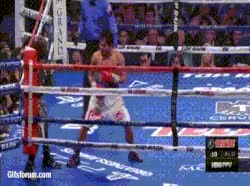 Watch Pacquiao Attack Defend Bradley 2 GIF by @mightyfighter on Gfycat. Discover more related GIFs on Gfycat