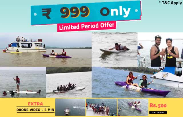 Watch and share Goa-adventure-price-2019-870x555 GIFs by Adventure Boat Trip Goa on Gfycat