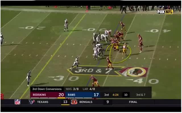 11. Crowder inside WR screen