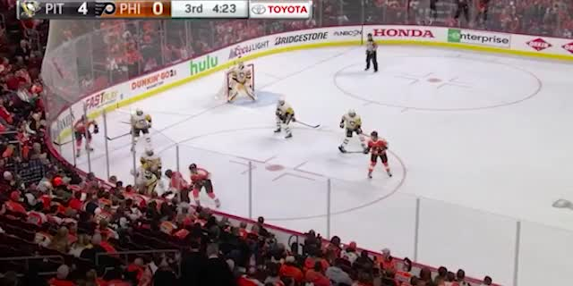 Watch and share Sheahan 4.18.18 Flyers GIFs by DK Pittsburgh Sports on Gfycat