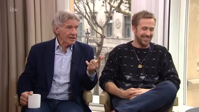 Watch and share Harrison Ford GIFs and Ryan Gosling GIFs on Gfycat