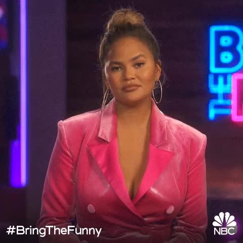 Watch and share Chrissy Teigen GIFs and Celebs GIFs on Gfycat