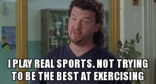 Watch and share Danny Mcbride GIFs and Sports GIFs on Gfycat