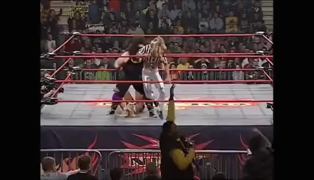 Watch Mona (Molly Holly) vs Rhonda Sing Nitro 02.14.2000 (HD) GIF on Gfycat. Discover more related GIFs on Gfycat