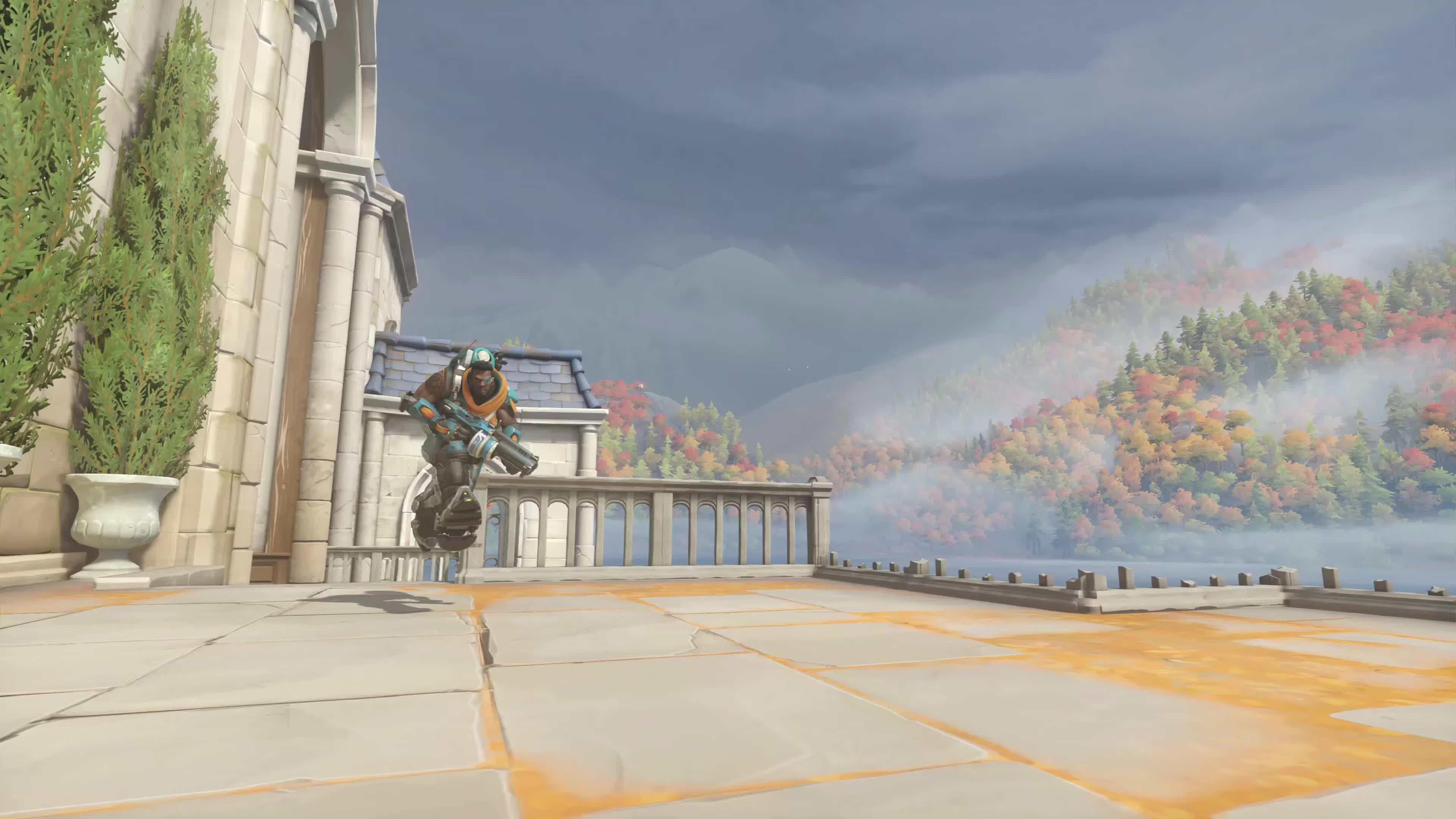 Baptise, New Hero, Overwatch, Baptiste Highlight Intros With A Twist GIFs