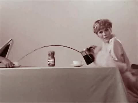 Watch Coffee Magic: Via Maxwell House Ad (1950s) Marc Rodriguez GIF by Marc Rodriguez (@marcrodriguez) on Gfycat. Discover more 1950, coffee, coffee cup, coffee magic, coffee?, cup, funny, good morning, marc rodriguez, maxwell house, odd, pour, pour coffee, saucer, vintage, vintage ad GIFs on Gfycat