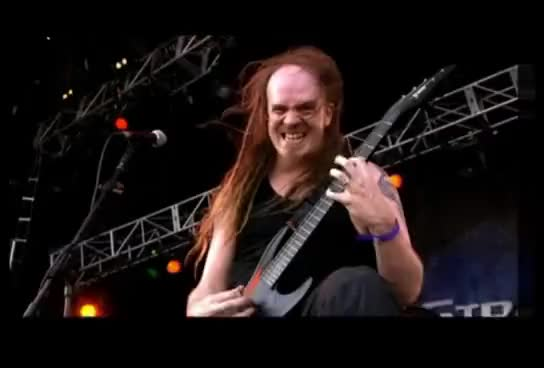 Watch and share Strapping Young Lad GIFs and Devin Townsend GIFs on Gfycat