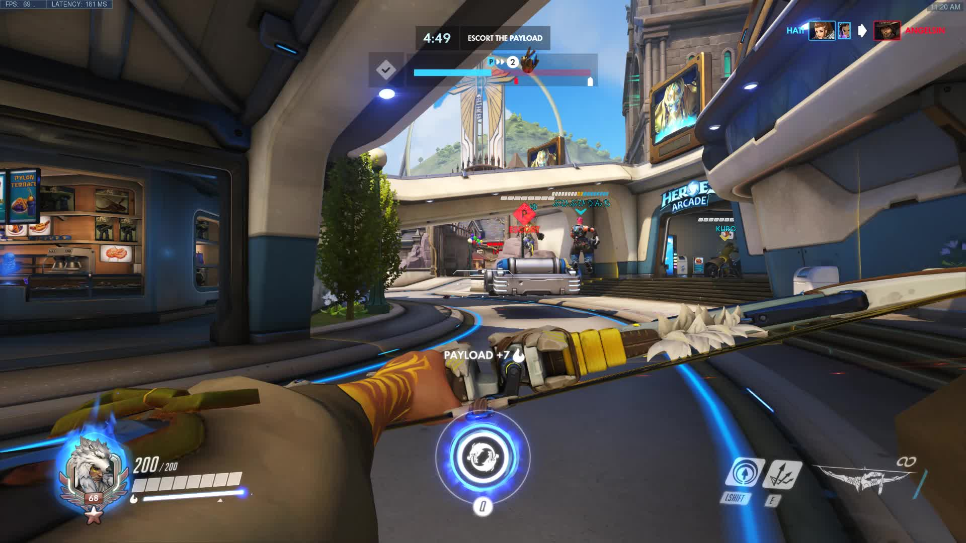 Overwatch, RIP Ground-Shot Scatter (Nonetheless Glad You're Gone) GIFs
