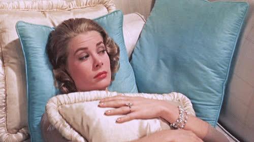 bored, grace kelly, high society, uninterested, waiting, Grace Kelly - High Society GIFs