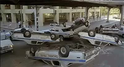 Watch and share My Favorite Car Stunt Of All Time [The Blues Brothers] : Gifs GIFs on Gfycat