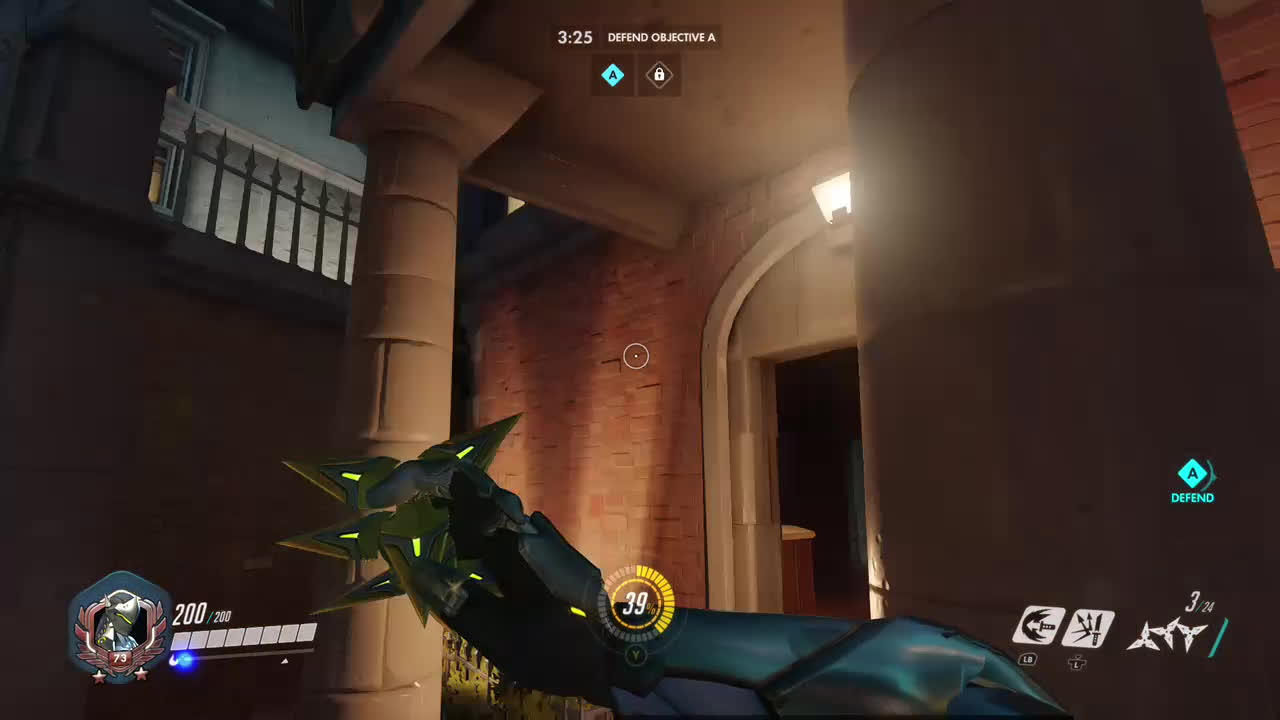 competitiveoverwatch, Bubba Bishop playing Overwatch: Origins Edition GIFs