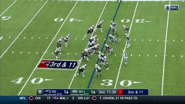 Watch and share Brady To Gronk Again For A 33-yard TD GIFs by Razzball on Gfycat