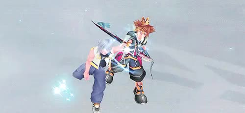 Watch and share Kingdom Hearts Gif GIFs and Kingdom Hearts Ii GIFs on Gfycat