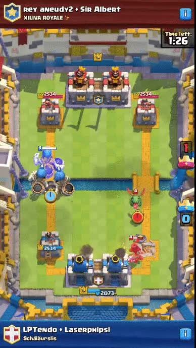 Watch and share Clashroyale GIFs by LetsPlentendo on Gfycat