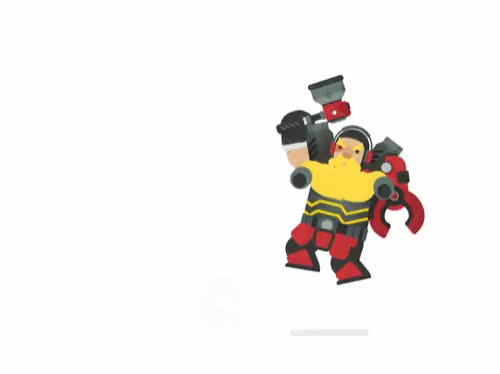 Watch and share Torbjorn+(dribbble) GIFs on Gfycat