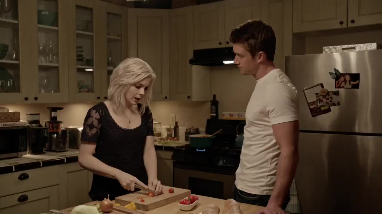 People & Blogs, iZombie Scenes, iZombie 1x11 - Liv Tells Major The Truth GIFs