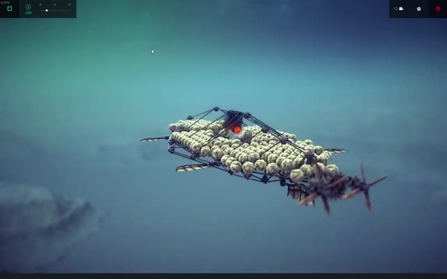 Watch Zeppelin powered by steam engine GIF on Gfycat. Discover more Besiege, besiege zeppelin steam engine GIFs on Gfycat