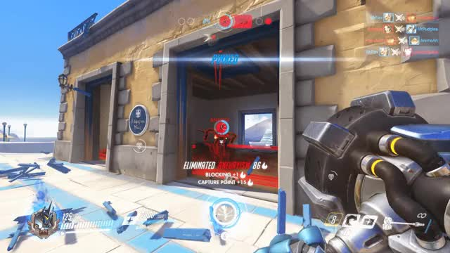 Watch and share Overwatch GIFs and Gamegifs GIFs by mrfoxmrp on Gfycat