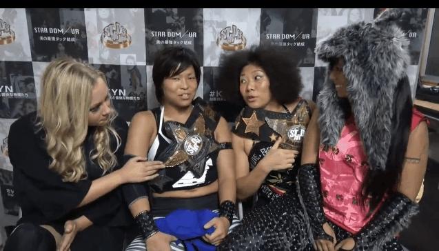 stardomjoshi, Kris Wolf Being Kris Wolf At Kagetsu - Shinkiba 7/31 (reddit) GIFs