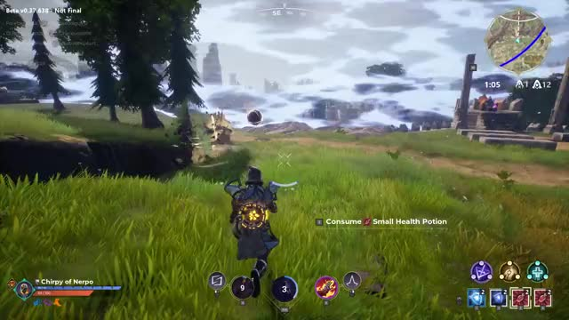 Watch and share Spellbreak 2020-03-10 21-52-33 GIFs by tomfm86 on Gfycat