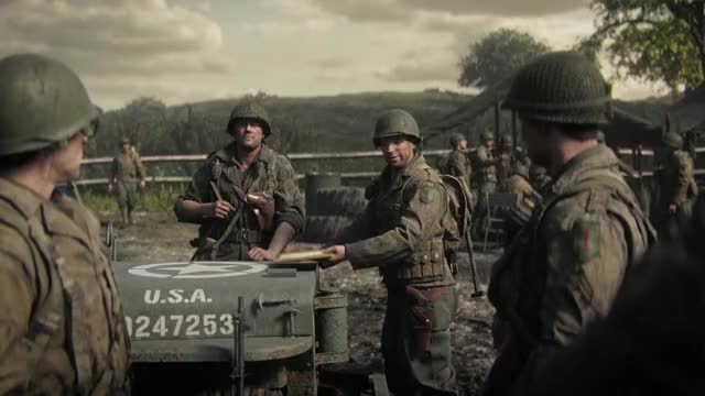 Watch Official Call of Duty®: WWII - Story Trailer GIF on Gfycat. Discover more activision, call of duty, cod GIFs on Gfycat