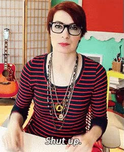 Watch Felicia Day GIF on Gfycat. Discover more felicia day GIFs on Gfycat