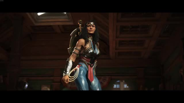 Watch and share Injustice2 GIFs by combineglados on Gfycat