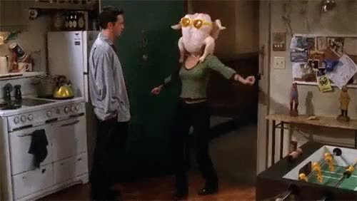 Watch friends thanksgiving GIF on Gfycat. Discover more related GIFs on Gfycat