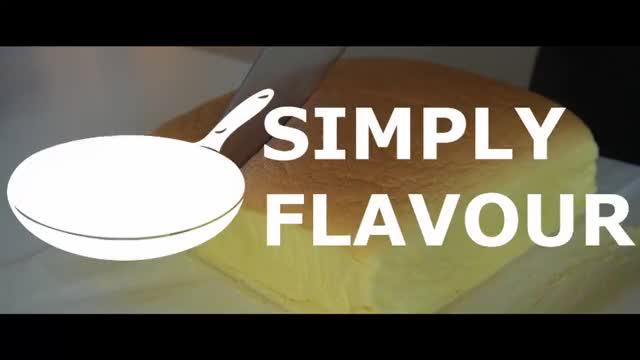 Watch and share Taiwanese Jiggly Castella Cake | Simply Flavour GIFs by simply flavour on Gfycat