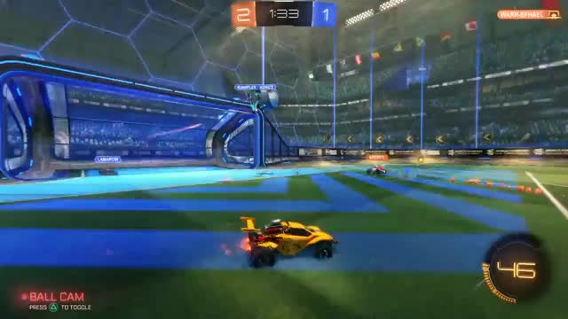 Watch Close one! GIF on Gfycat. Discover more PS4share, PlayStation 4, Rocket League®, Sony Interactive Entertainment, alcpope GIFs on Gfycat