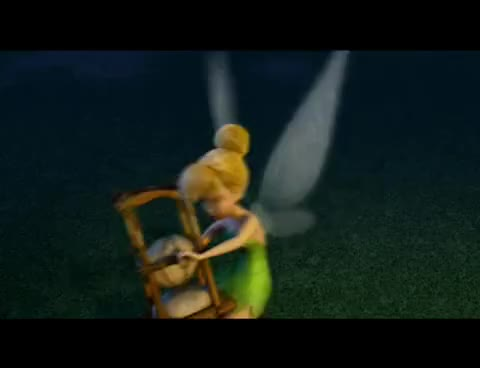 Tinkerbell squirrel