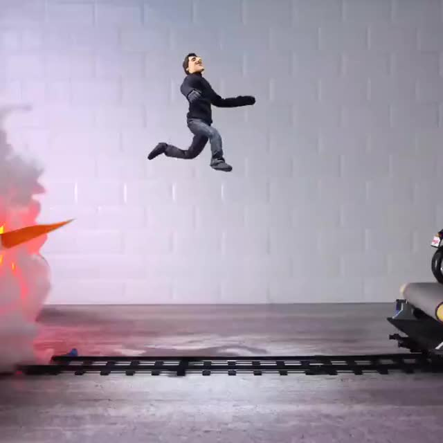 Watch and share Mission Impossible GIFs and Stop Motion GIFs on Gfycat