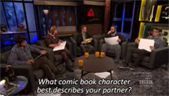 Watch Cue the Awww || The Nerdist GIF on Gfycat. Discover more S02E06, awww, chris hardwick, emily v gordon, iron man, it came from the tv, jonah ray, kumail nanjiani, matt mira, the nerdist, tumblr after hours GIFs on Gfycat