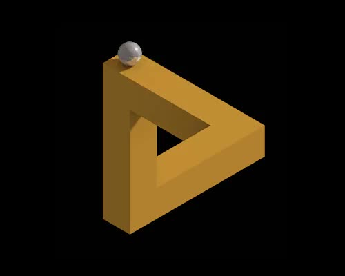 Watch and share How Do You Hypnotize An Engineer: CAD Meets MC Escher?   GIFs on Gfycat