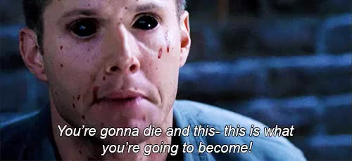 Watch [Spoilers] Just got to season 10 and remembered this moment from all the way back in season 3! (reddit) GIF on Gfycat. Discover more supernatural GIFs on Gfycat