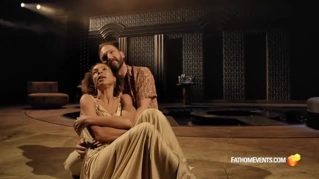 Watch NT Live: Antony & Cleopatra GIF on Gfycat. Discover more related GIFs on Gfycat