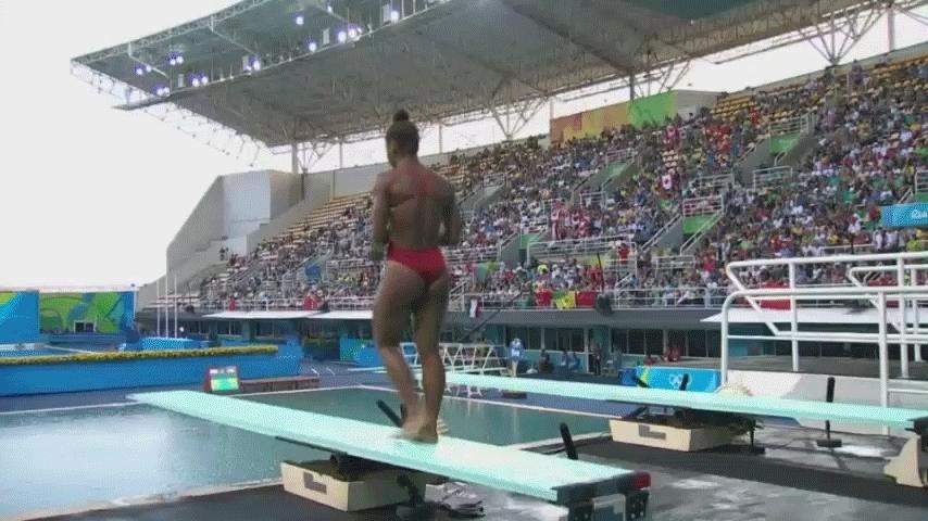 Olymgifs, Olympics, Jennifer Abel GIFs