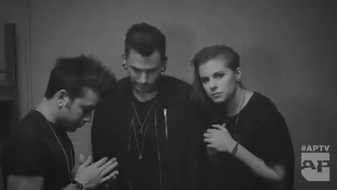 Watch and share Pvris Lynn Gunn GIFs on Gfycat