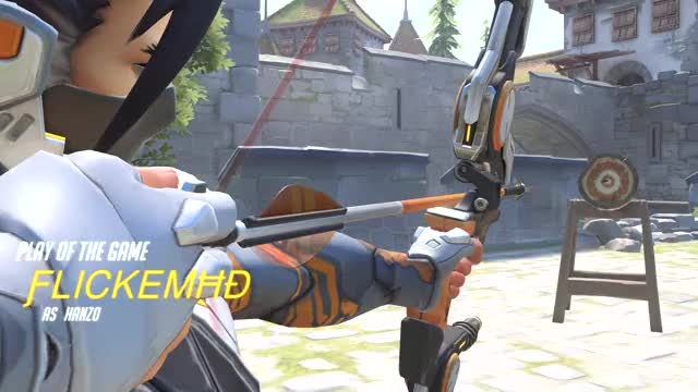Watch and share Overwatch GIFs and Hanzo GIFs by FlickenHD on Gfycat