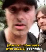 Watch and share I Hate Everything GIFs and The Walking Dead GIFs on Gfycat