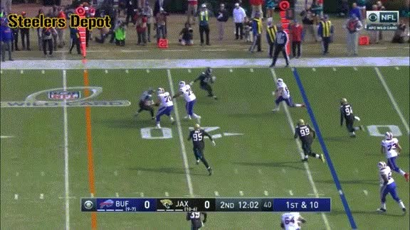 Watch and share Paul-p-jaguars-injury GIFs on Gfycat