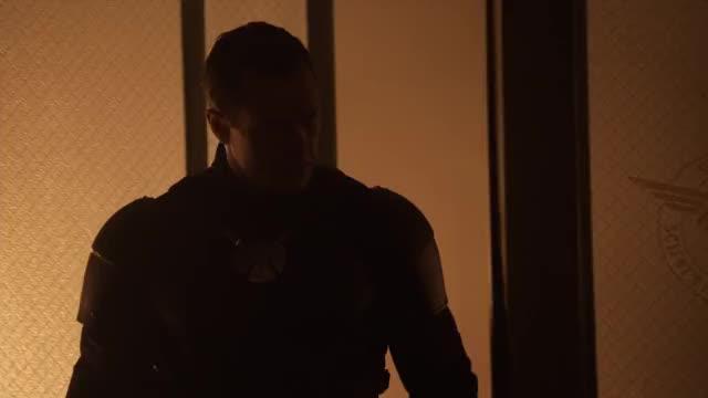 Watch Kick@$$ Move of the Week: Quake vs. Mace's LMD - Marvel's Agents of S.H.I.E.L.D. 4x15 GIF on Gfycat. Discover more abc, abc network, american broadcasting company GIFs on Gfycat