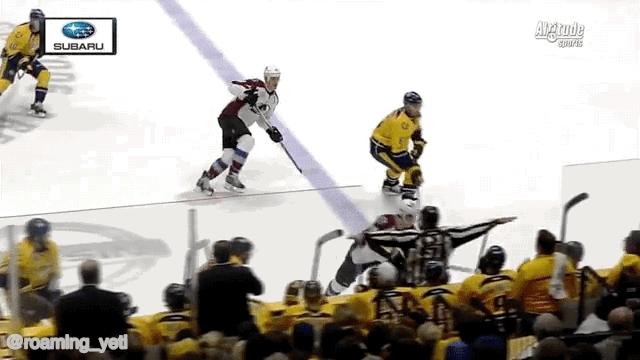 avalanche, coloradoavalanche, hockey, 2016-03-28 Shawn Matthias Goal vs Predators GIFs